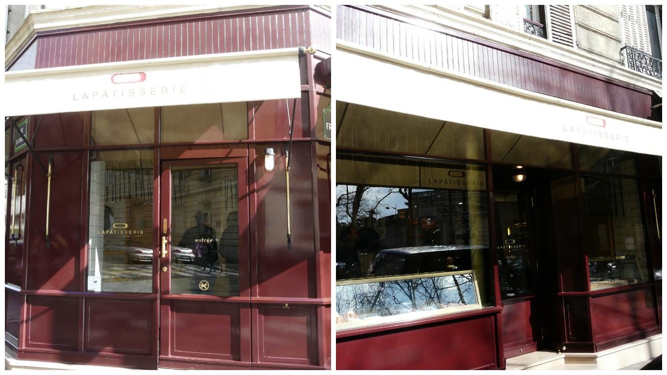 24 rue Paul bert 75011, 55 Boulevard Pasteur 75015, 133 rue de sévres  75006, 2 rue de Chaillot 75016