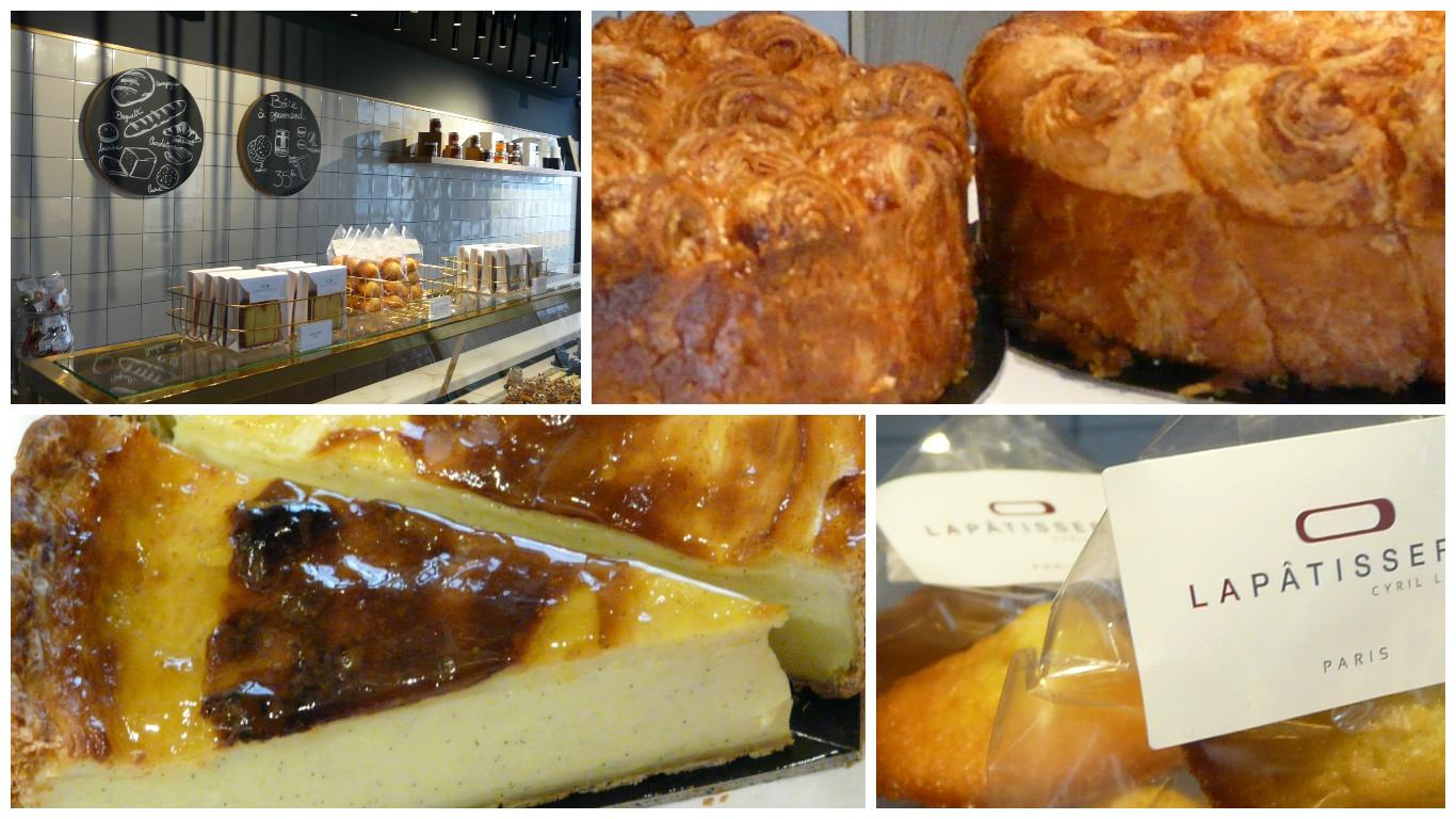 Côté pâtisseries le flan pâtissier sans oeuf à la vanille est délicieux,  le Kouign Amann, l\u0027éclair au caramel au beurre salé, la tarte au citron,
